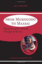 From Mukogodo To Maasai